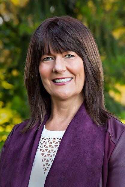 Judy Patten,  in Vancouver, Windermere
