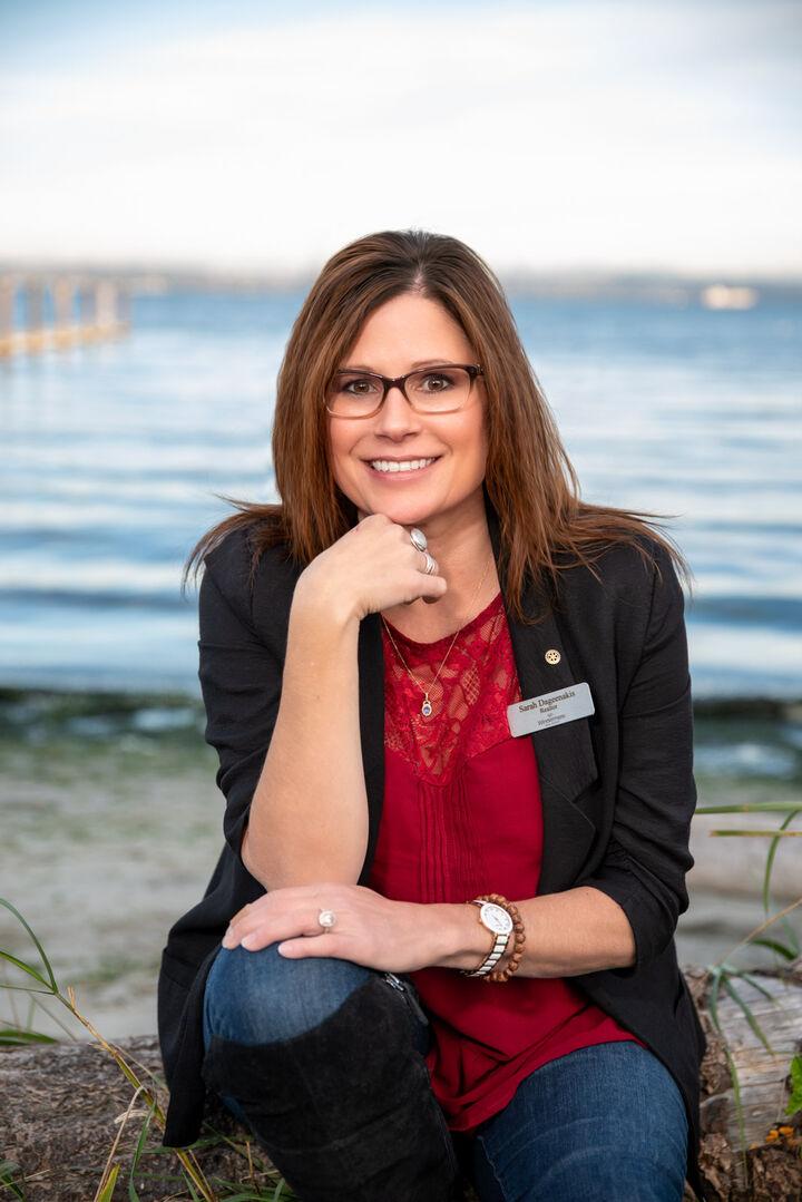 Sarah Dageenakis, Managing Broker / Realtor® in Port Orchard, Windermere